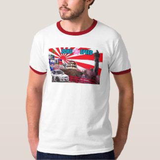 ZOKUSPEED Osaka Ringer T-Shirt