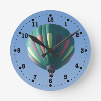 Zollie Hot Air Balloon Clock