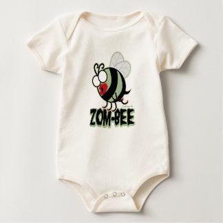 Zom-Bee Baby Bodysuit