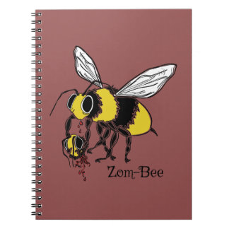 Zom-bee Notebooks