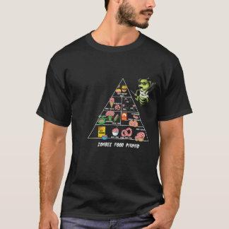 Zombee Food Pyramid T-Shirt