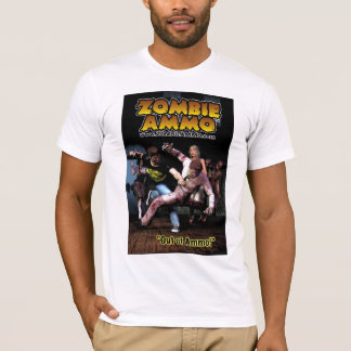 "Zombie Ammo™ ""Out of Ammo!"" T-Shirt"