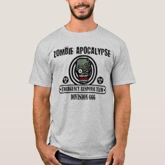 Zombie Apocalypse Emergency Response Division T-Shirt