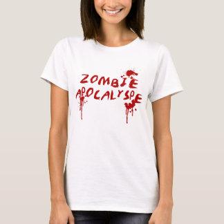 Zombie Apocalypse Girls Tshirt - Walking Dead