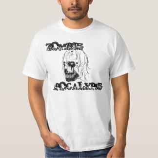 Zombie Apocalypse graphic shirt