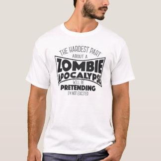 Zombie Apocalypse - Men's Shirt
