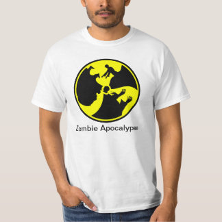 Zombie Apocalypse Radioactive T-Shirt