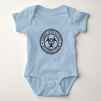Zombie Apocalypse Response Team Baby Bodysuit