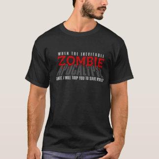 Zombie Apocalypse Shirt