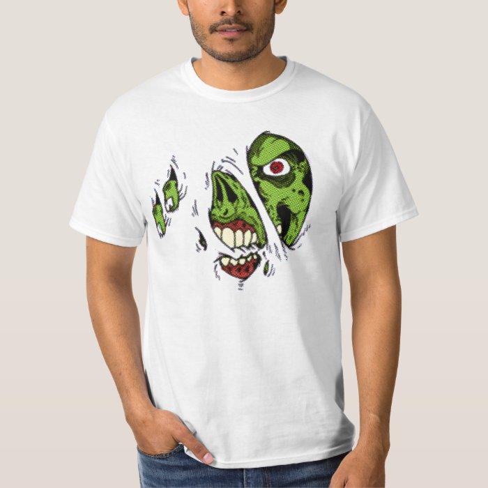 Zombie Ate My T-Shirt