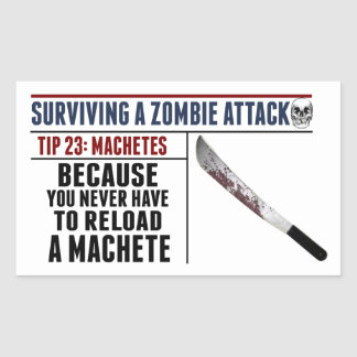 ZOMBIE ATTACK 23 sticker