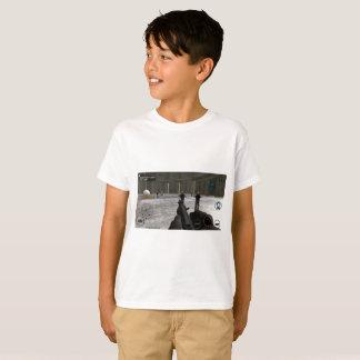 Zombie Attack Graphic-Print T-Shirt,  Boys T-Shirt