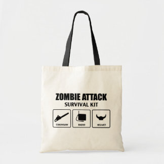 Zombie Attack Survival Bag