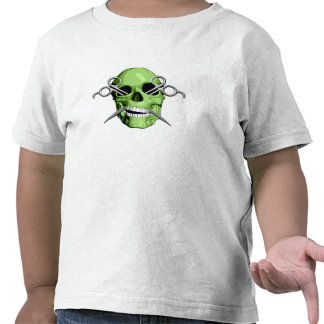 Zombie Barber Shirts
