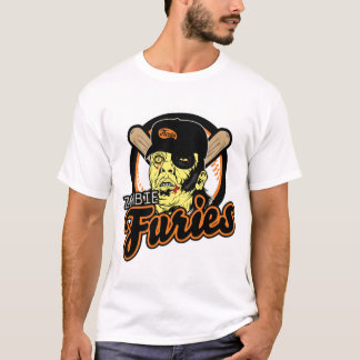 Zombie Baseball Furies T-Shirt
