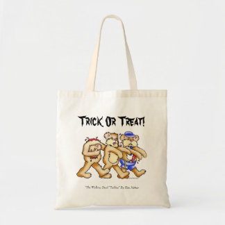 Zombie Bears, Trick Or Treat!,