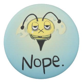 Zombie Bee/Zom-BEE - Give Me NOPE. Eraser