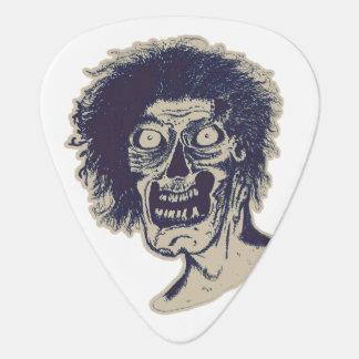 ZOMBIE- Beige Guitar Pick