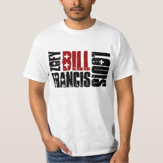 Zombie Bill White T-Shirt