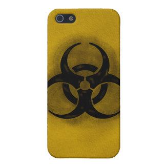 Zombie Biohazard iPhone Case