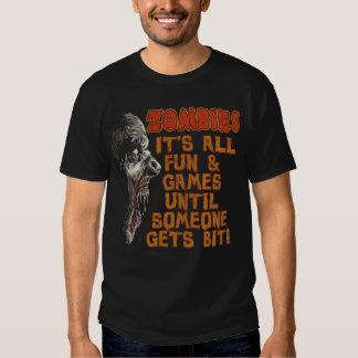 Zombie Bite Tshirts