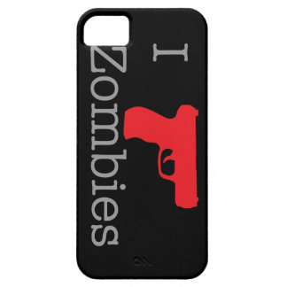 Zombie Black ID Case For The iPhone 5