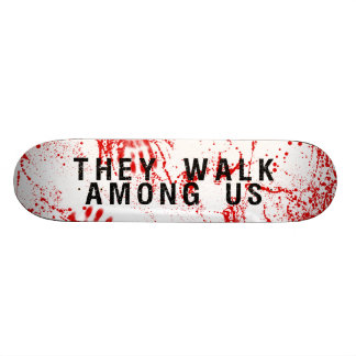 Zombie board skateboard deck