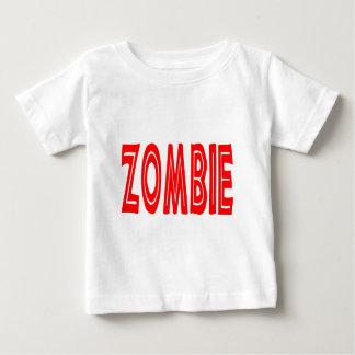 Zombie Bold Baby T-Shirt