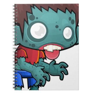 Zombie Boy Comic Notebooks