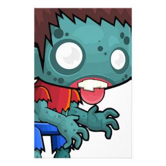 Zombie Boy Comic Stationery