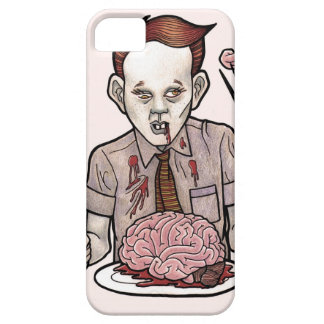 Zombie Boy Eating Brains iPhone 5 Cover