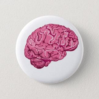 Zombie Brain 2 Inch Round Button