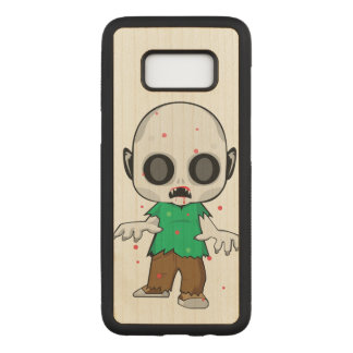 Zombie Brat Carved Samsung Galaxy S8 Case