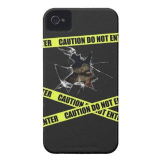 zombie broken iphone case