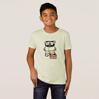 Zombie Calme Karateka. T-Shirt
