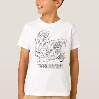 Zombie Cartoons Kid's Shirts