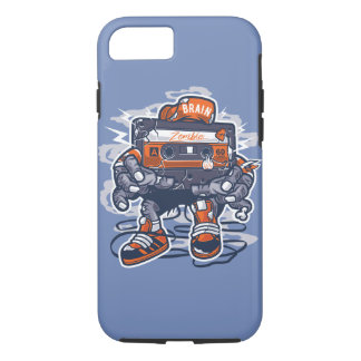 Zombie Cassette Tough Phone Case