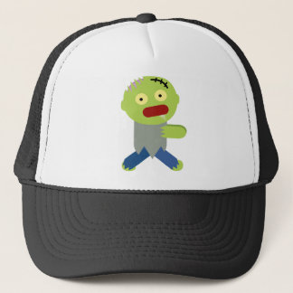 Zombie Chase Trucker Hat