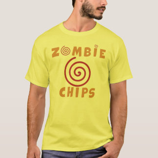 Zombie Chips Men's T-Shirt