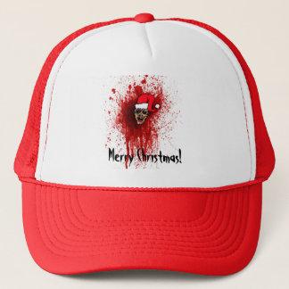 Zombie Claus Trucker Hat