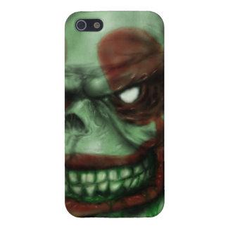 Zombie Clown iPhone Case iPhone 5 Cases
