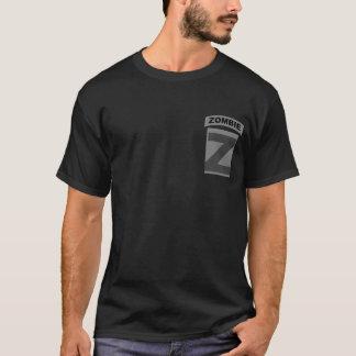 Zombie Combat School Instructor T-Shirt