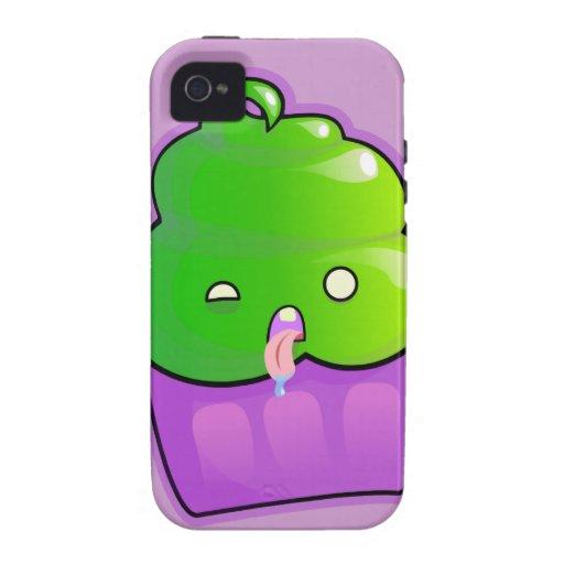 Zombie Cupcake iPhone 4 Cases