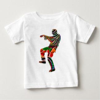 ZOMBIE DA NCE  pattern FUNNY CARTOON COMIC T-shirt