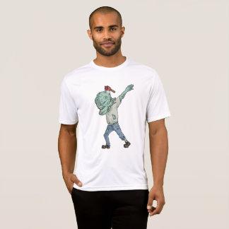 zombie Dabbing Funny Halloween Dab Dance T-Shirt