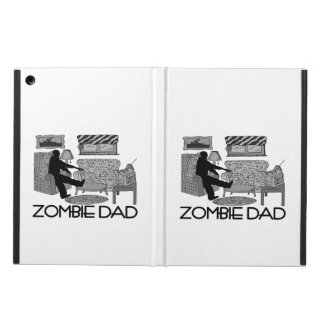 Zombie Dad Cover For iPad Air