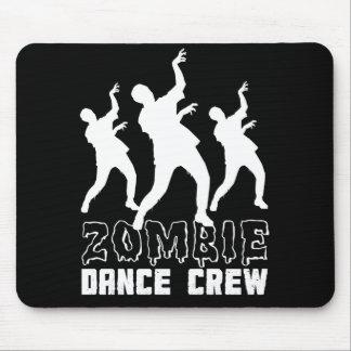 Zombie Dance Crew Mousepad