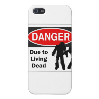 Zombie_Danger Case For The iPhone 5