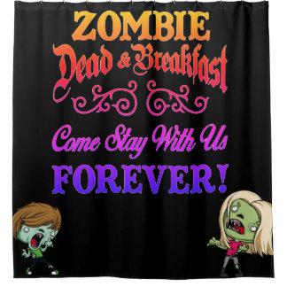 Zombie Dead And Breakfast