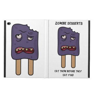 Zombie Desserts (Double Popsicle)